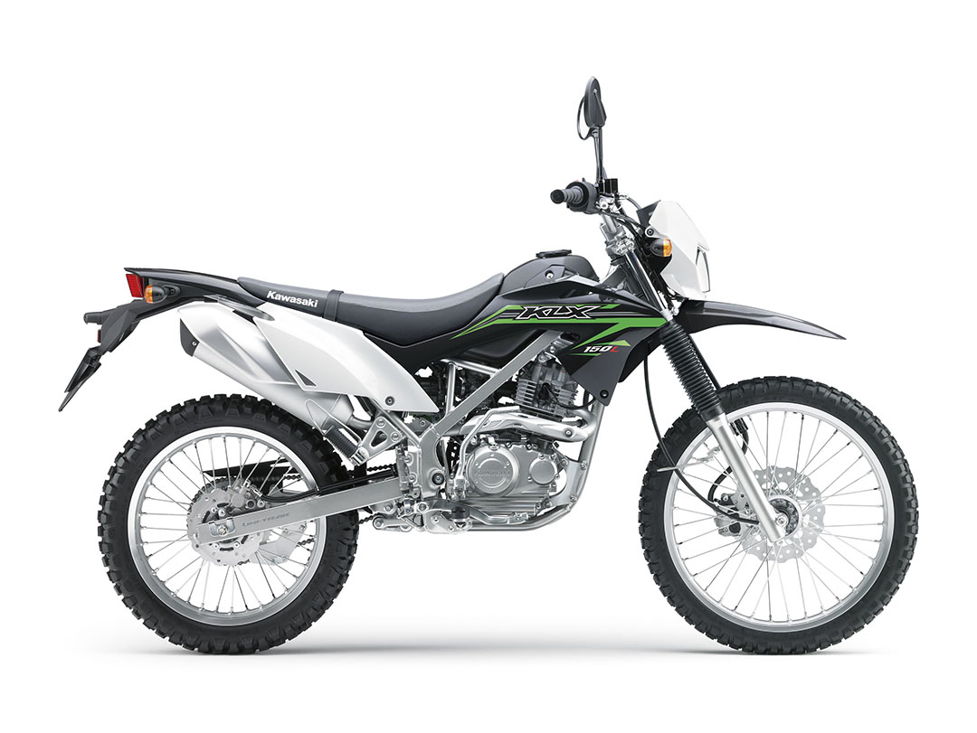 With its serious off-road performance, reliable engine and highly rigid  frame, the KLX 150LW was designed to offer riders serious off-road  enjoyment when ...