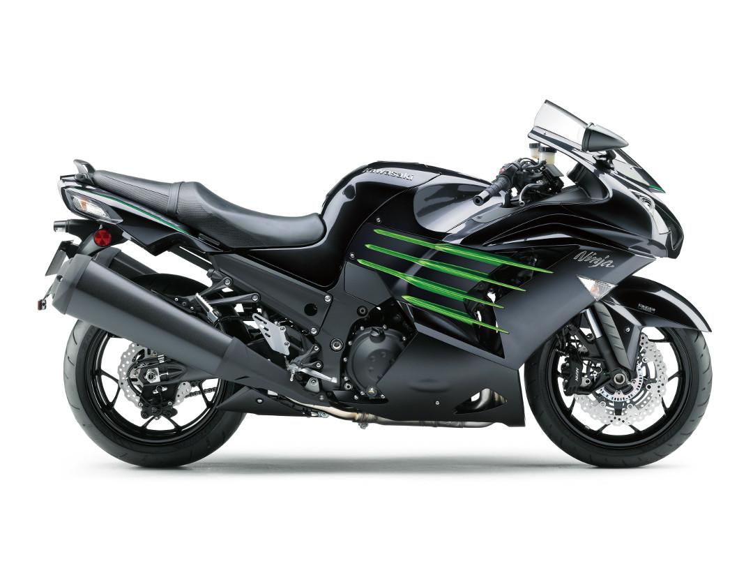Ninja Zx 14r Kawasaki